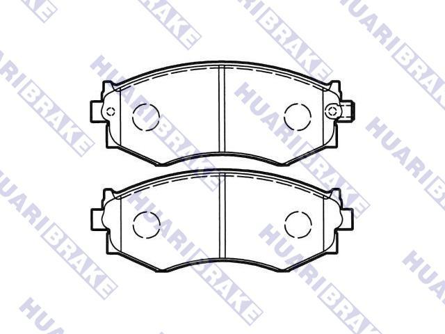 Brake Pad:41060-32R91