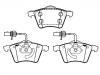 伟德国际平台官网首页 Brake Pad Set:7D0 698 151 A
