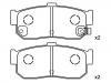 Brake Pad Brake Pad Set:44060-31U92